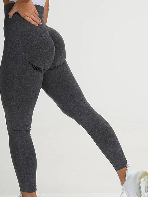 Legging Fitfordivas SEAMLESS  grey