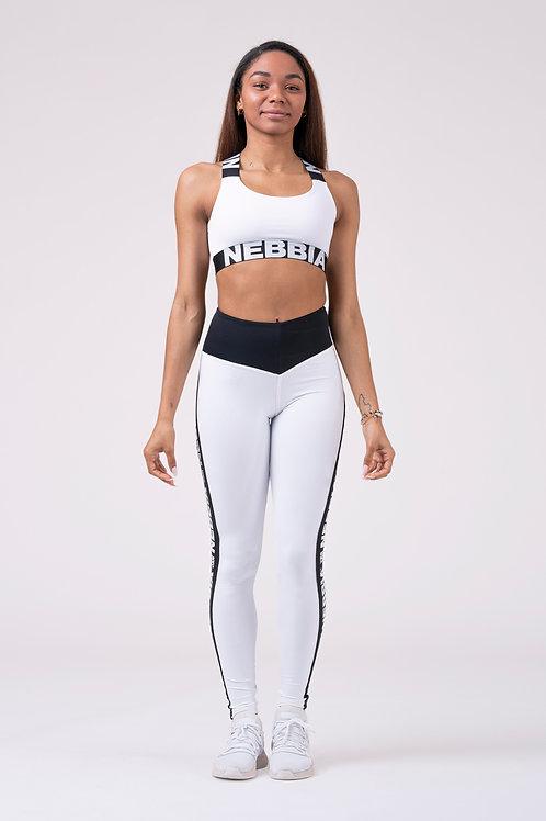 Legging Nebbia 531 Power Your Heroe white