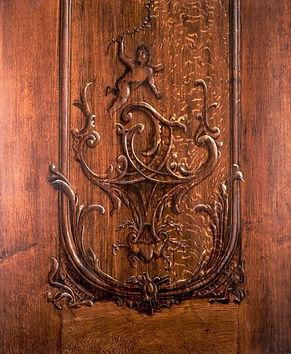 oud eiken barok