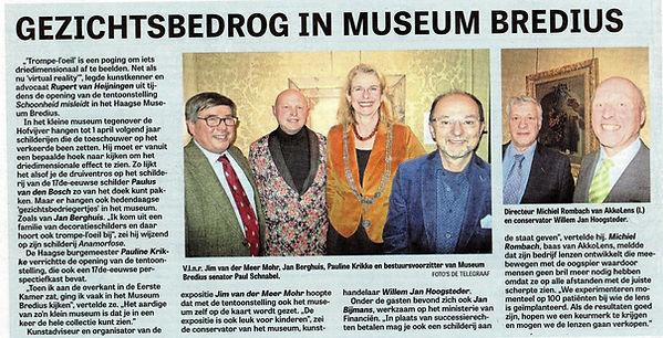 Telegraaf Jan Berghuis