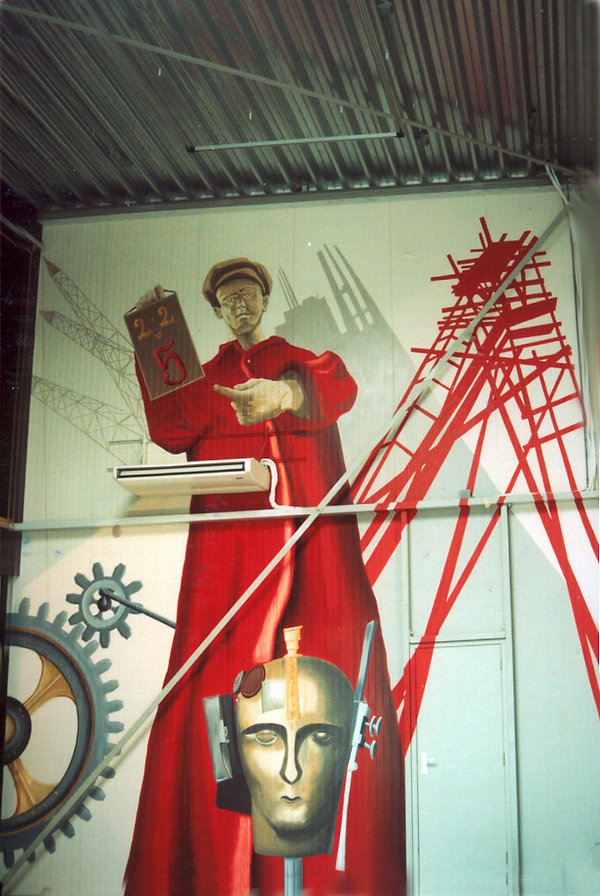 Jan Berghuis Processpecialisten de Fabriek