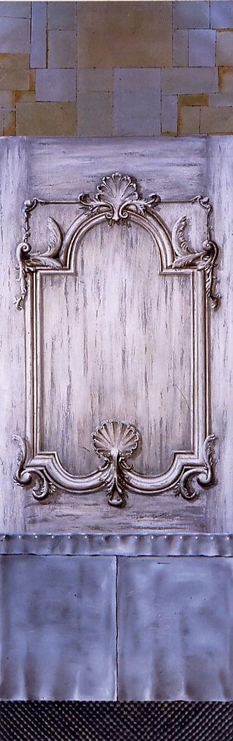 spiegelplaten, Louis 16 paneel, lood, geluidsisolatie