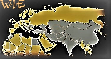 World map of rug weaving nations