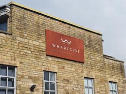 Signage - Wharfside Apartments