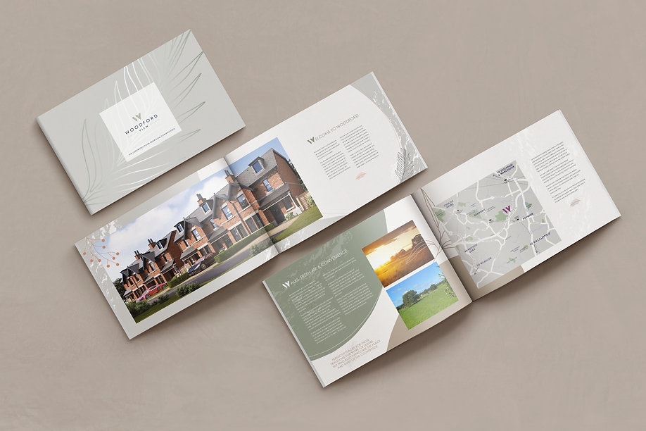 A brochure designed and written by Flourish