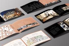 Development Sales Brochure - Design, Research, Copywriting & Print