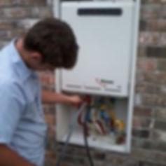 Tankless Water Heater Repair in Weatherford, TX
