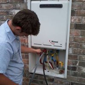 Tankless Water Heater Repair in Weatherford, TX