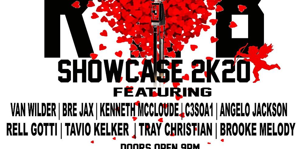 RNB Showcase 2K20