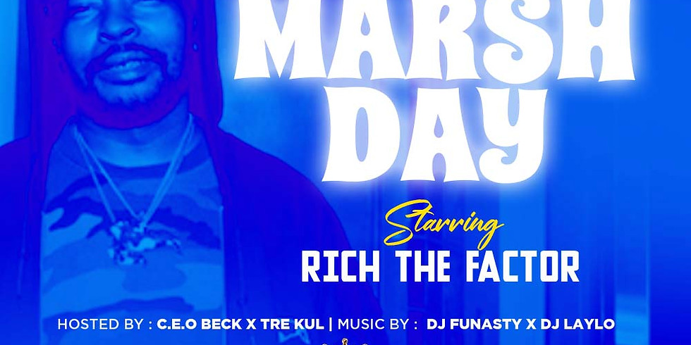 RICH THE FACTOR LIVE IN CONCERT