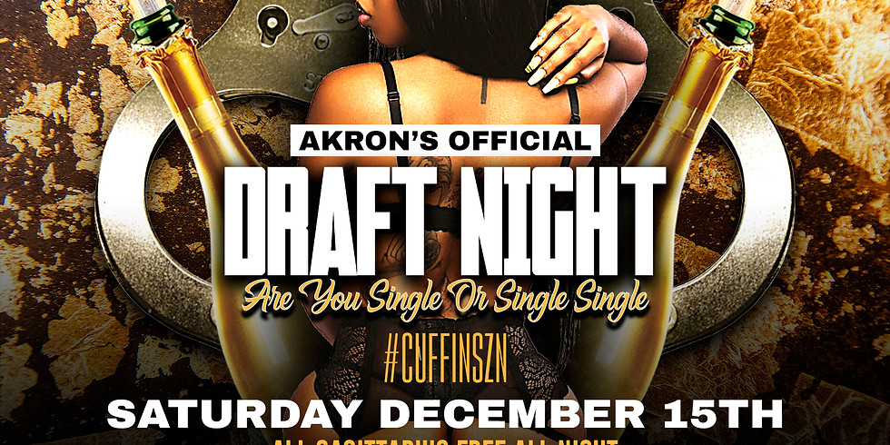 Akron's Official Draft Night