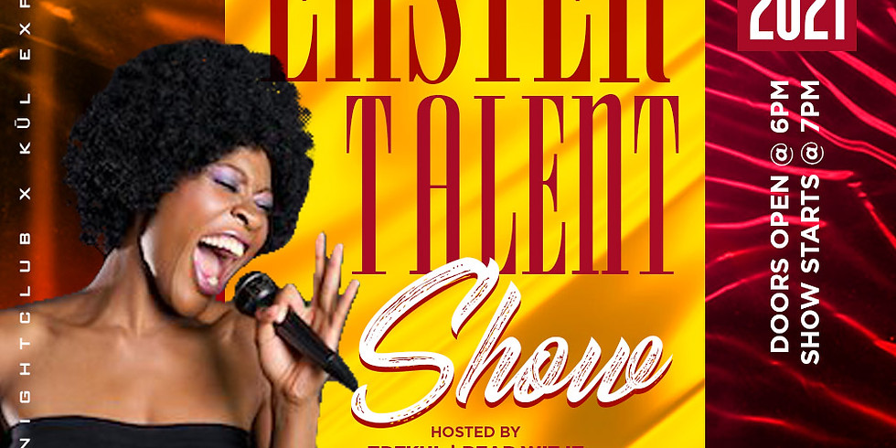 EASTER TALENT SHOW