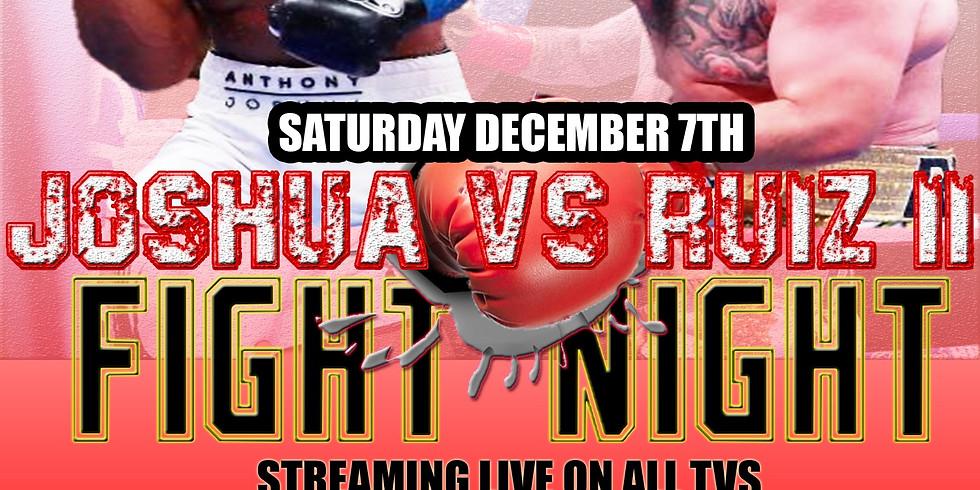 Fight Night Joshua vs Ruiz II