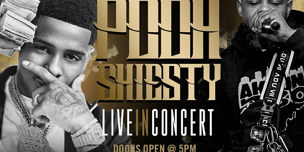 POOH SHIESTY LIVE IN CONCERT