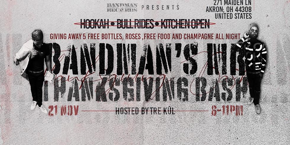 Bandman's Mr. Thanksgiving Bash