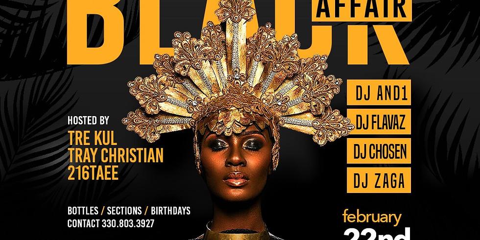 Welcome 2 Wakanda: All Black Affair