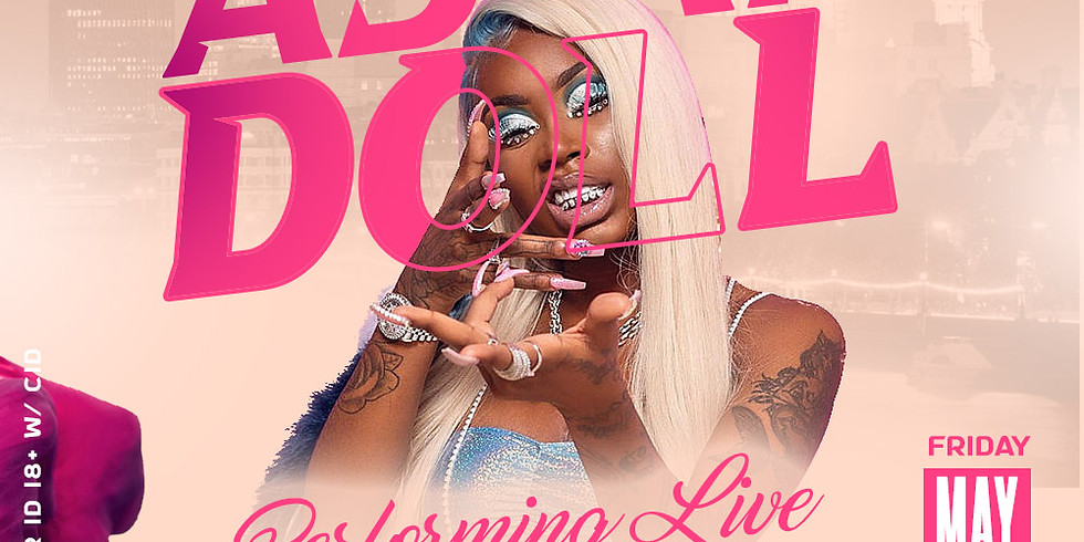 ASIAN DOLL PERFORMING LIVE