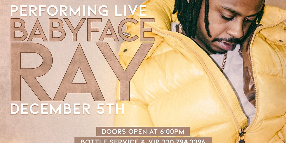 Babyface Ray Live!!!