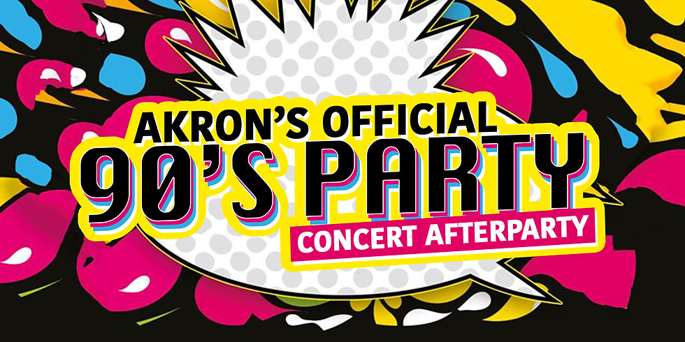 90s Concert Afterparty