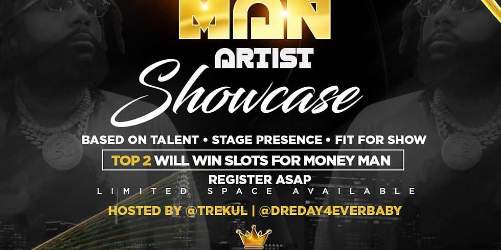 Money Man Artist Showcase