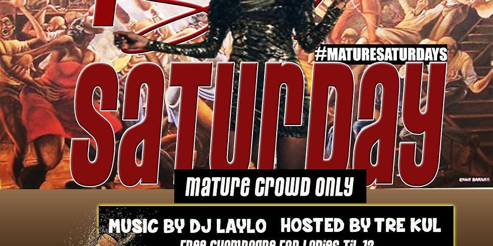 1st Saturday @ Mature