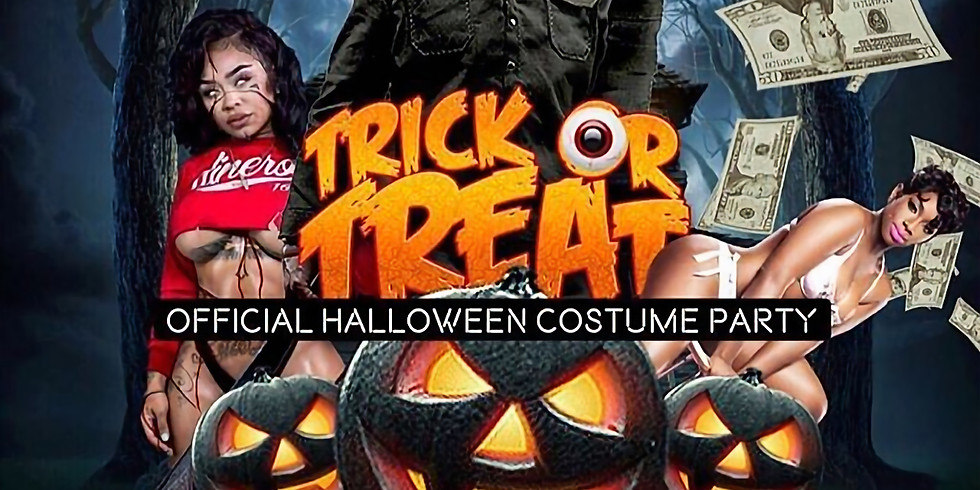 Trick Or Treat Halloween Costume Party