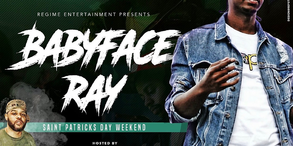 BabyFace Ray Live In Concert