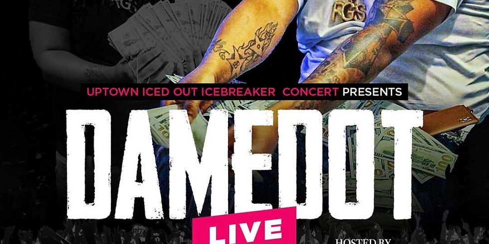 Dame Dot Live In Concert