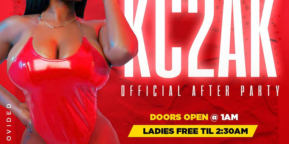 KC2AK Official Afterparty