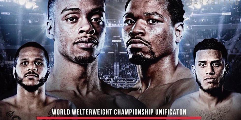 Fight Night Porter vs Spence Jr