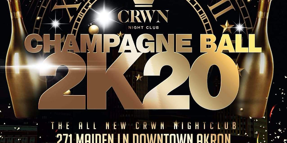 Champagne Ball 2K20