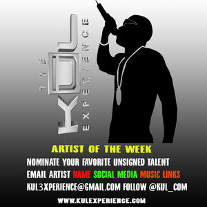 Nominate Artist Of The Week