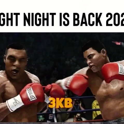 Fight Night Back To PS4 2020?!