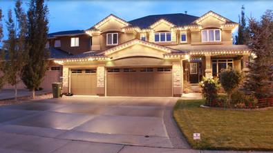 Beautiful LED Christmas Lights