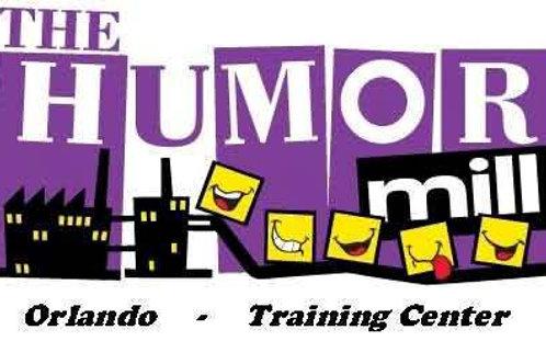 "Monday April 19th,  8pm -Training Center Graduate ""Writers Room"""
