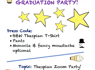 End of the Year PARTY!