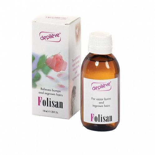 Depilève Folisan Fles 150 ml