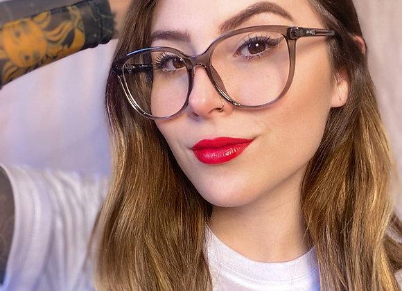 Óculos de Grau Be Cool Translúcido