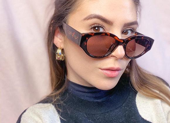 Óculos de sol  Be Cool Tartaruga