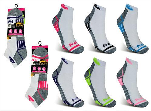 Ladies Trainer Socks Design