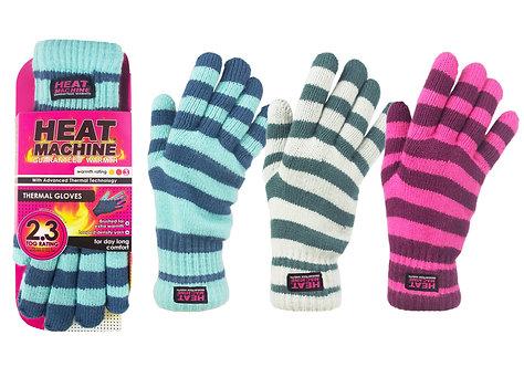Ladies 1pk HM Thermal Gloves