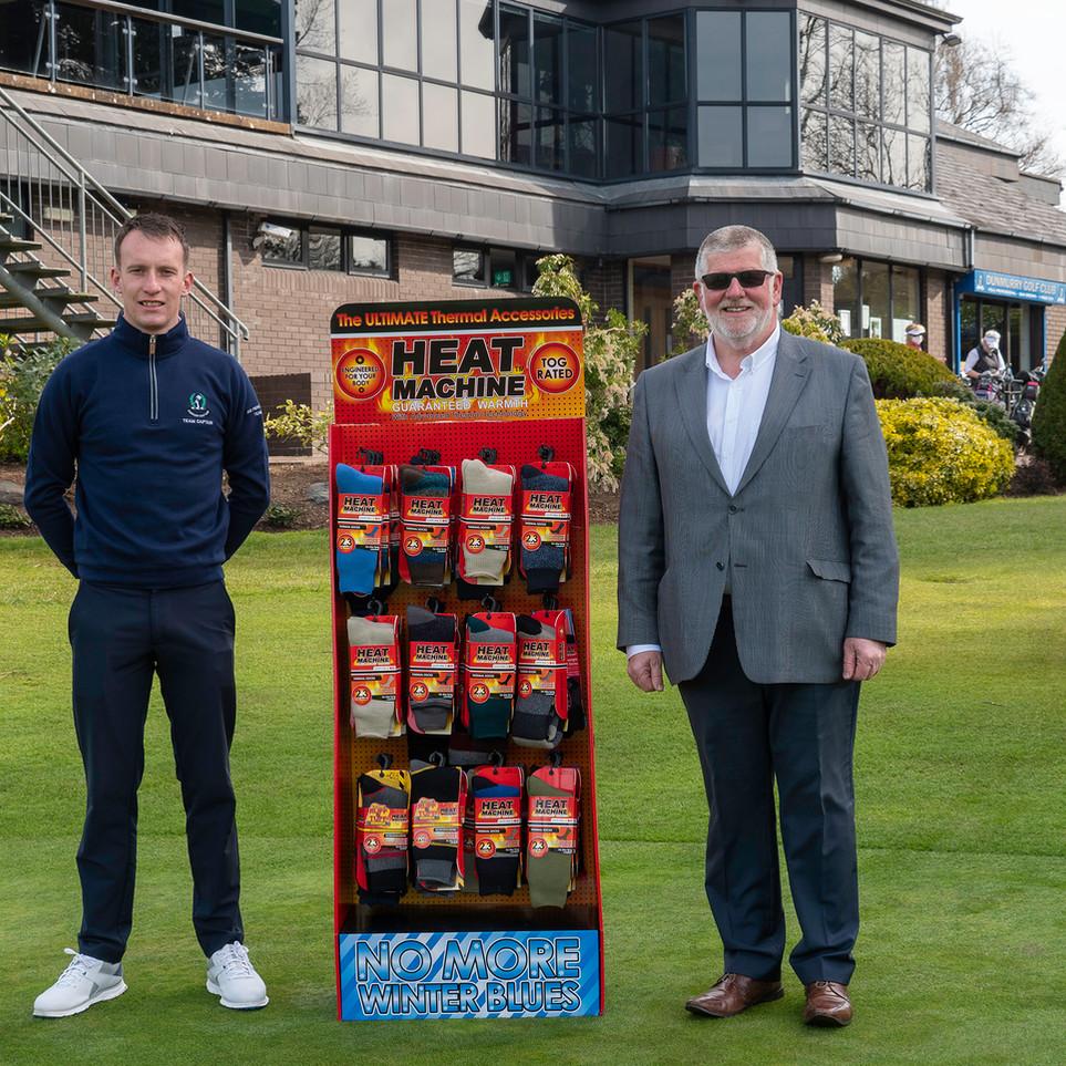 Gareth & Dennis with Stand.jpg
