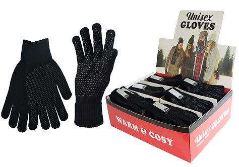 Unisex 1pk Gripper Gloves