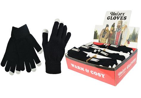 Unisex 1pk Touchscreen Gloves