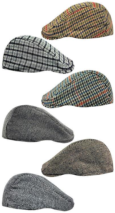 Unisex Flat Caps