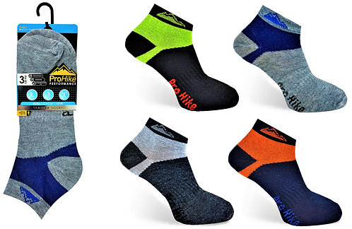 Mens Trainer Socks Design