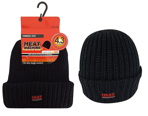 Heat Machine Mens Plain Hat