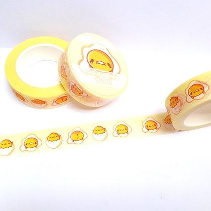 Washi Tape Gudetama