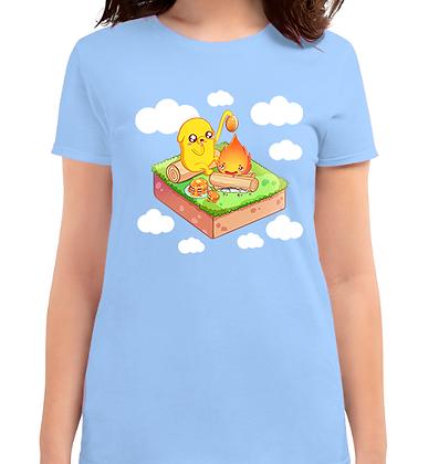 Camiseta Pancake Friends