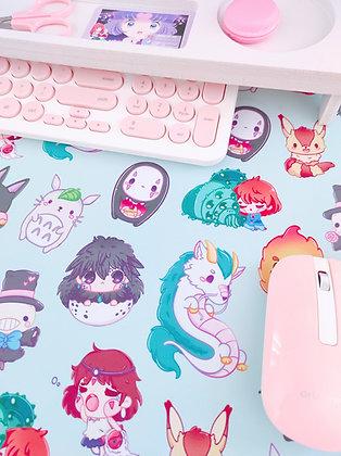 Baby Ghibli Tapete de escritorio - Alfombrilla de ratón